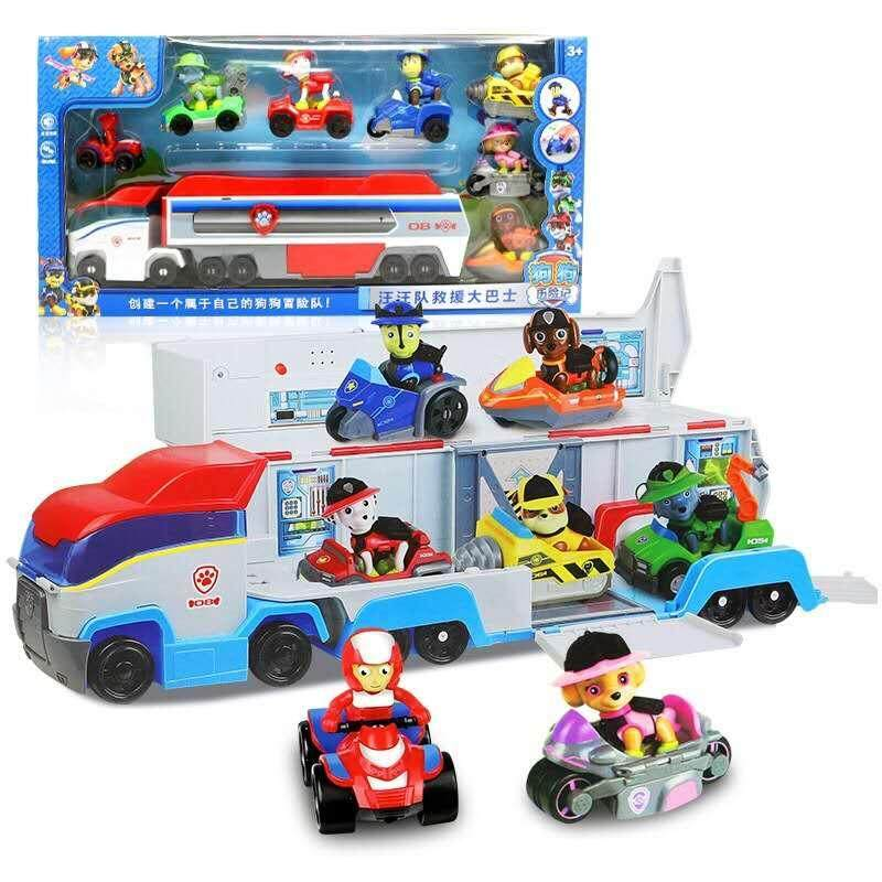 Paw Patrol Action Figures price in Malaysia - Best Paw Patrol Action