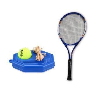 Vợt Tennis Huấn Luyện Viên Quần Vợt Bóng Tennis Ván Chân Tường Có Dây Bóng Nảy Tập Luyện Tập Ván Chân Tường Kèm Dây thumbnail