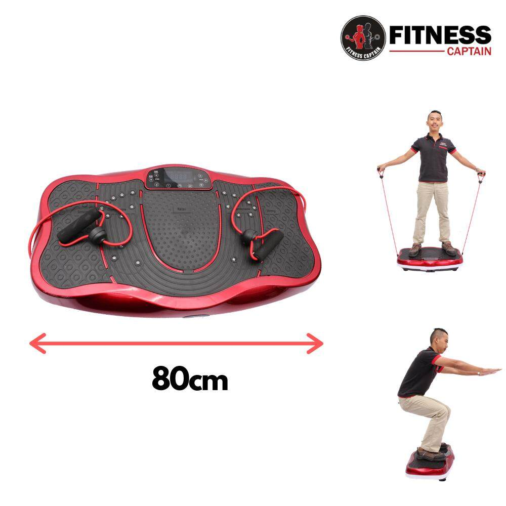 a200034bc Fitness Captain Slimming Easy Tone Vibration Plate Shaker Slimming Machine
