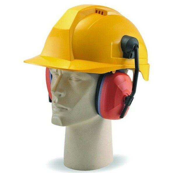 LIGHT WEIGHT Proguard SNR 27 db Helmet Mounted Earmuff
