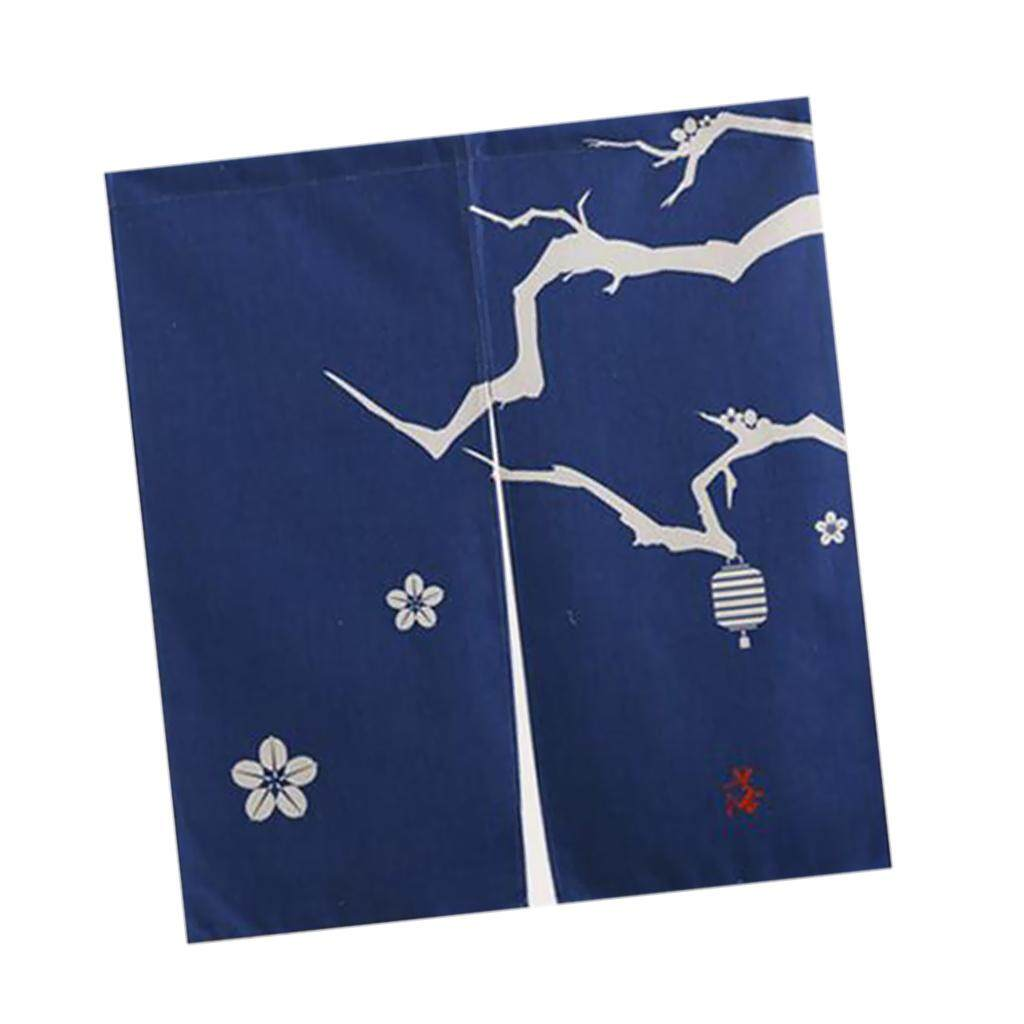 Perfk Japanese Door Way Curtain Japan Noren Kitchen Curtain Wall Tapestry Drapes