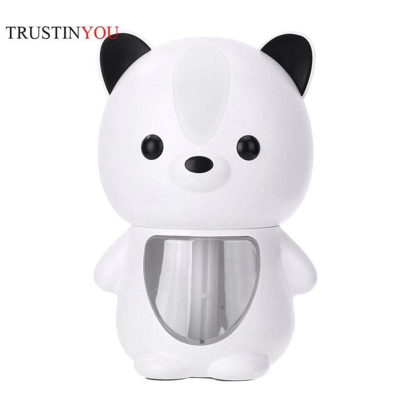 Ultrasonic USB Home Ultrasonic Air Humidifier 200ml Aroma Essential Oil Diffuser Car Office Supply Singapore