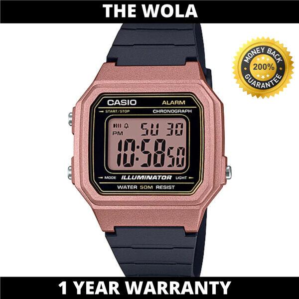 (100% Original CASIO) CASIO Women Casual Watch W-217HM-5AVDF (watch for women / jam tangan wanita / Casio watch for women / Casio watch / women watch) Malaysia