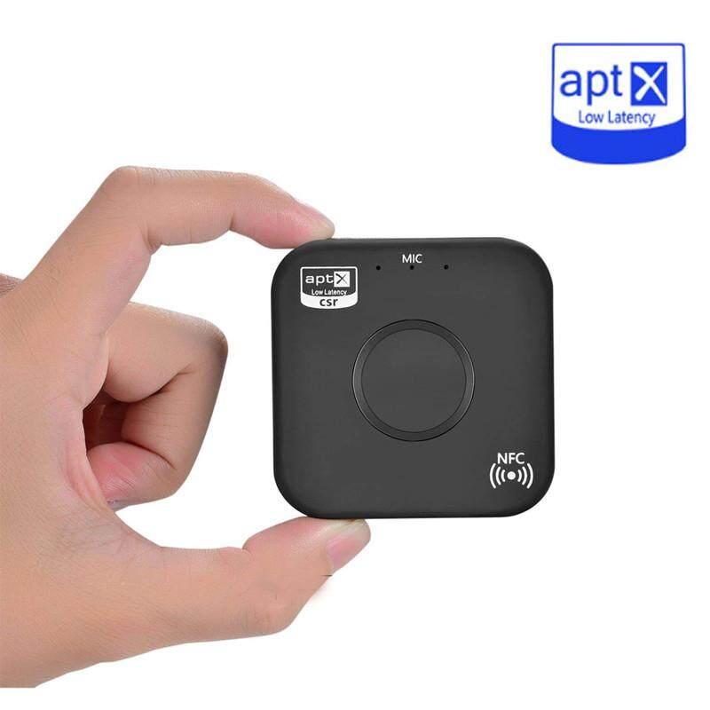 B7 PLUS Bộ Thu Bluetooth Độ Trễ Thấp NFC Hỗ Trợ Chuyển Đổi Tín Hiệu