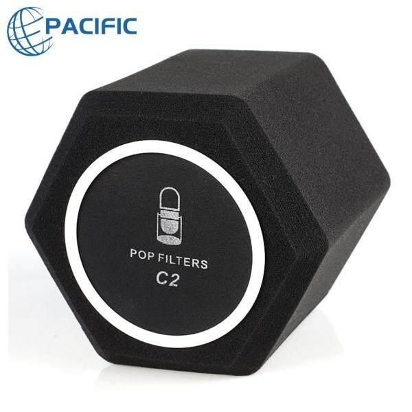 Studio Screen Acoustic Filter Desktop Recording Microphone Noise Reduction Microphone Accessories Singapore