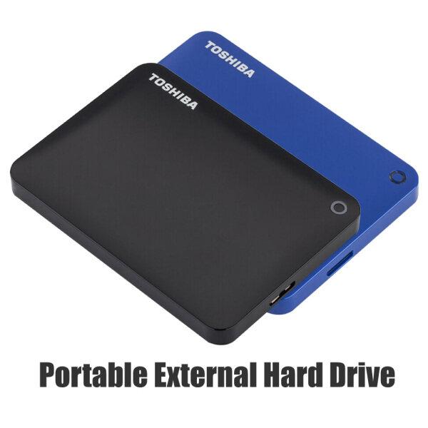 Bảng giá USB 3.0 Truyền Tốc Độ Cao 1TB / 2TB Ổ Cứng Di Động Ổ Đĩa Cứng Gắn Ngoài 2.5 Inch Phong Vũ