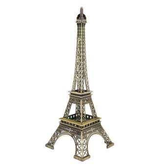 Dolity 32 ~ 48 เซนติเมตรปารีสหอไอเฟลหุ่นรูปปั้นขนาดใหญ่ฝรั่งเศสเดินทางของขวัญของที่ระลึก
