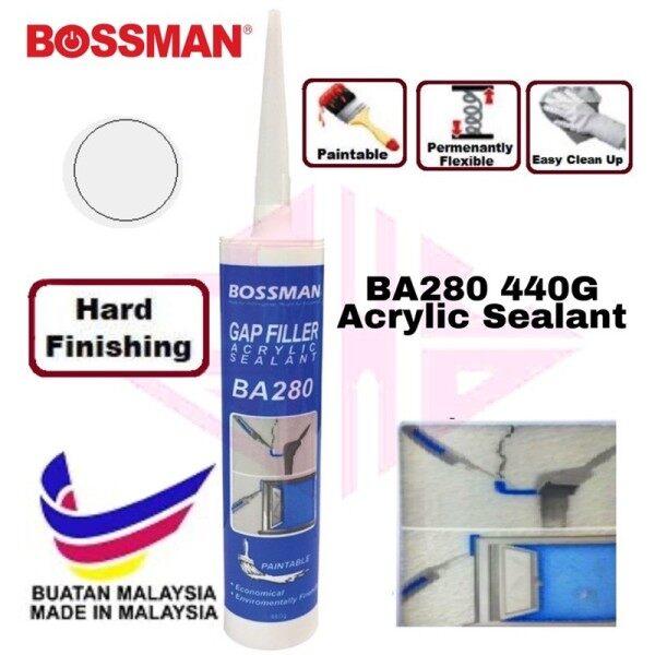 Bossman BA280 400G Acrylic Sealant gap filler