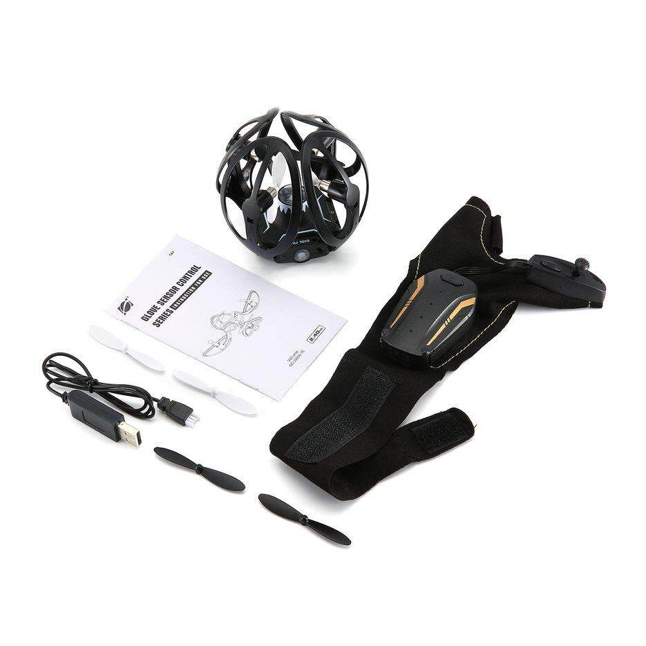 ERA 2.4G Gloves Gesture Sensor Control Interactive RC Drone quadcop*ter Helicopter