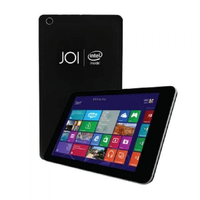 JOI 10 Flip Tablet- Intel Atom Z3735F Quad Core [64GB] 2GB RAM Windows Malaysia