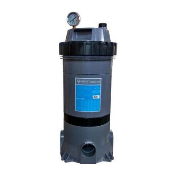 EMAUX CF50 50ft2 Cartridge Filter with 2  union sets - SWIMMING POOL FILTRATION - NEZOD POOLS