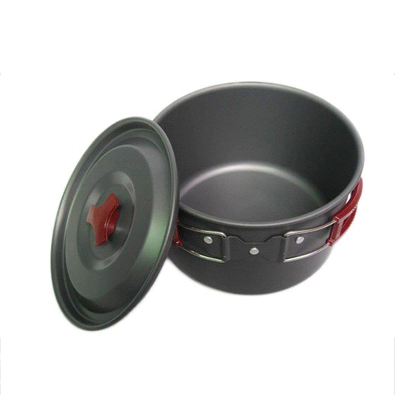 Most Popular AL500-1 Camping Cookware Traveling Picnic Strong Hiking Travel Outdoor Pot