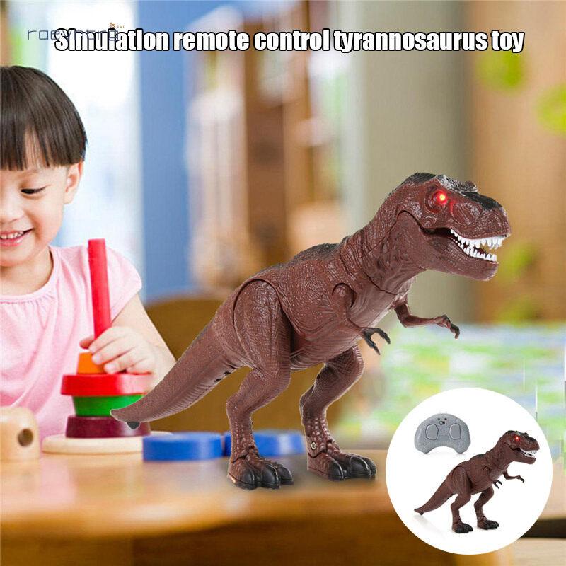 Mã Ưu Đãi Khi Mua Rae Đồ Chơi Khủng Long Điện Trẻ Em Động Vật Mô Hình Điều Khiển Từ Xa T-Rex Lớn, Đi Bộ Bé Trai Đồ Chơi Quà Tặng