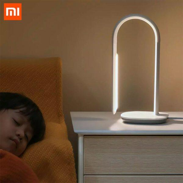 Xiaomi Table Lamp 3 Eye Protection AA Level Smart Read Desk Lamp Bending Office Ra90 Xiaoai Control Lights Mijia App