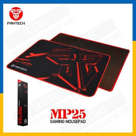 FANTECH SPEED TYPE GAMING MOUSEPAD MP25 (25cm X 21cm X 0.2cm) Malaysia