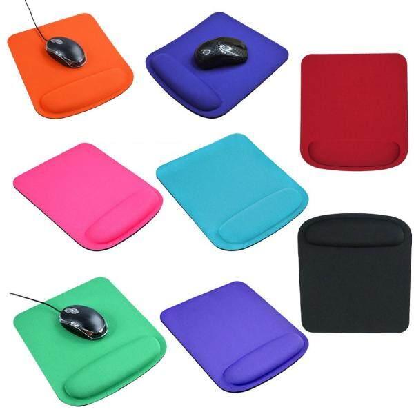 Qiaolis Square Large Cloth Gaming Wrist Mouse Pad Office Wrist Pad Malaysia
