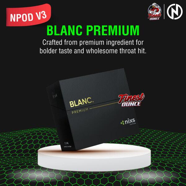 (BLANC PREMIUM) NCIG3 Cartridges Flavour Replacement Pod NPOD V3 NCIG Malaysia