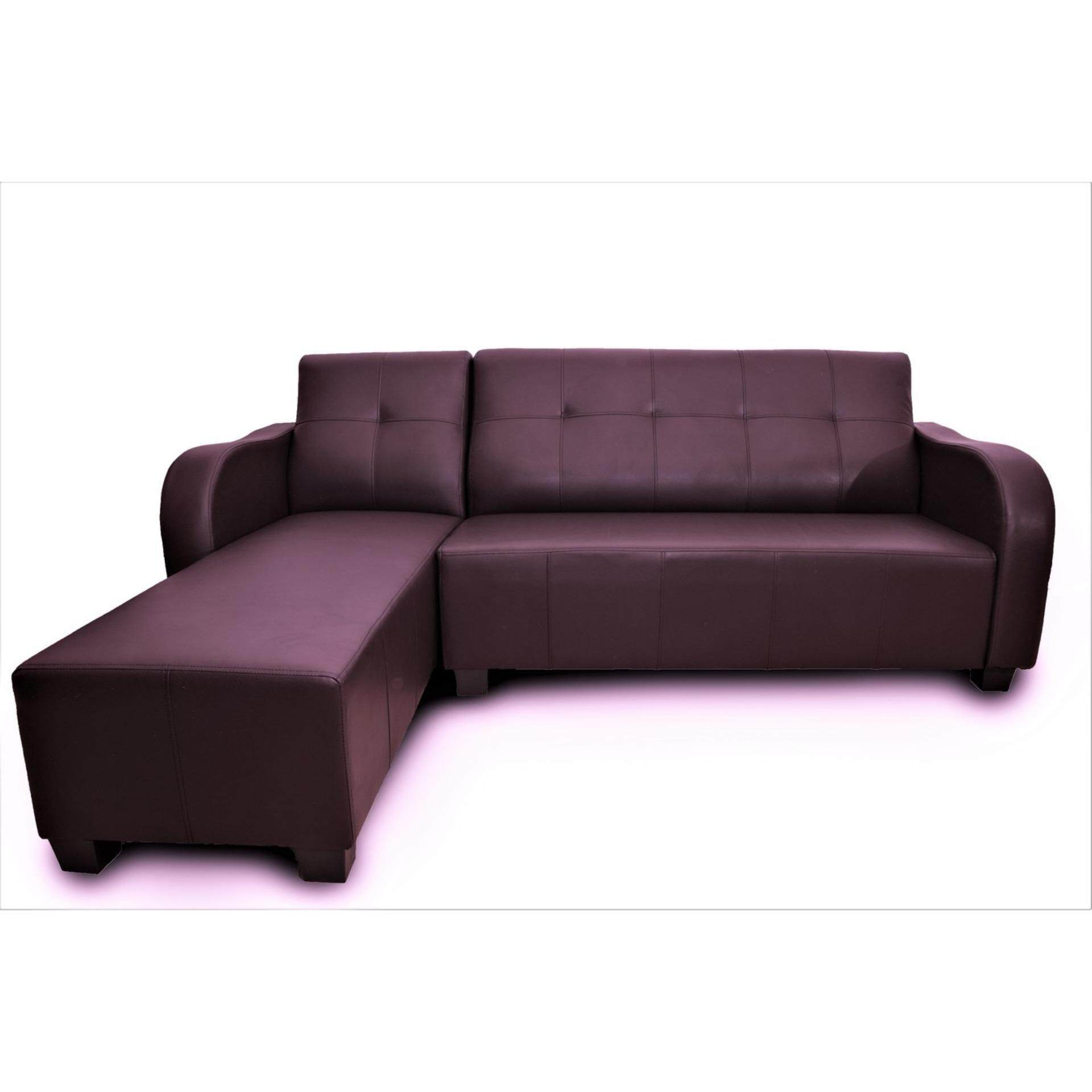 L Shape Sofa-Right( A.leather) By Creative Furniture 89 Industry.
