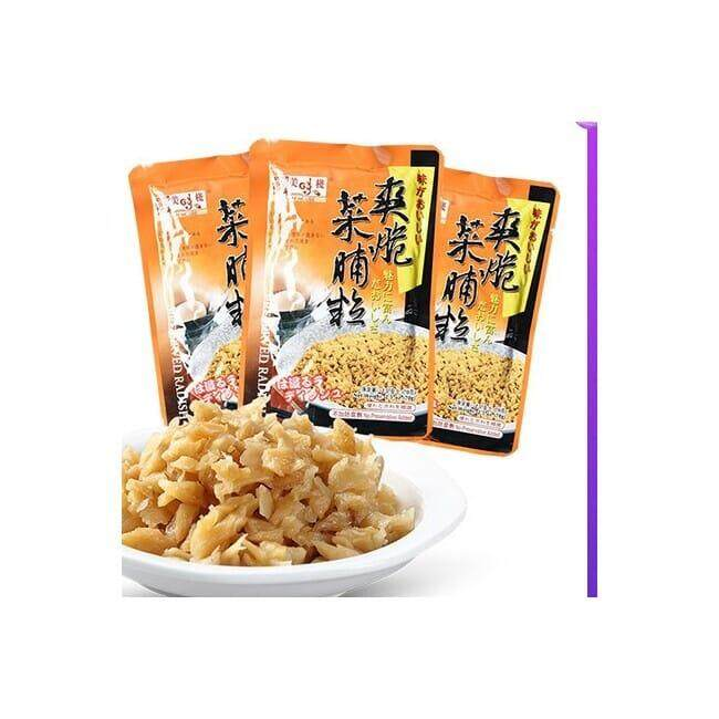 Yummy House Hong Kong Delicious Dish Breast Grain 70G*3Package 1Bag美味棧惹味香菜粒