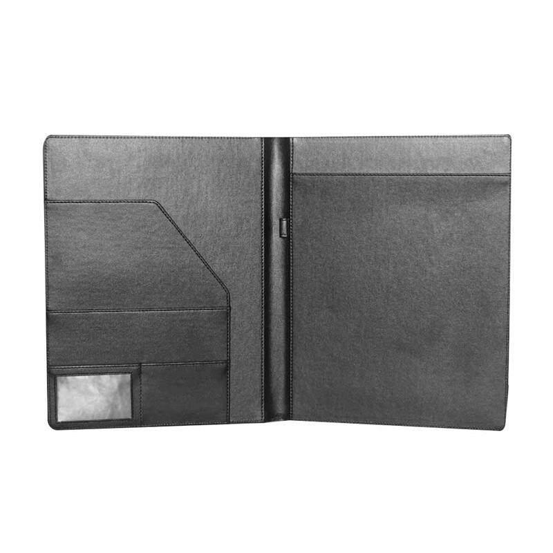 Mua A4 Clipboard Folder Fold-Over Office Document Holder Filing Clip Board Black for School Office Supply