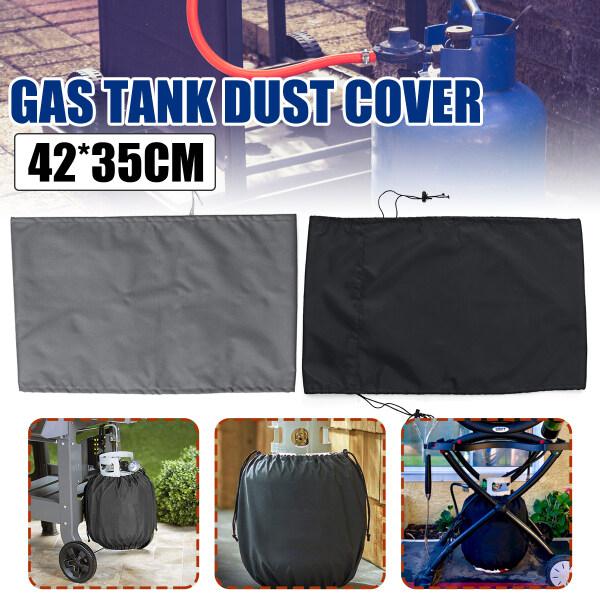 Tangki Gas 20LB Penutup Habuk-Bukti Anti-Uv Kain Poliester