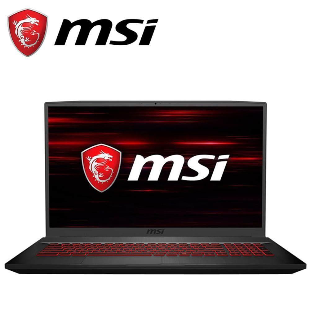 MSI GF75 9SC-036 17.3 FHD IPS Gaming Laptop Black (i7-9750H, 8GB, 512GB SSD, GTX 1650 4GB, W10) Malaysia