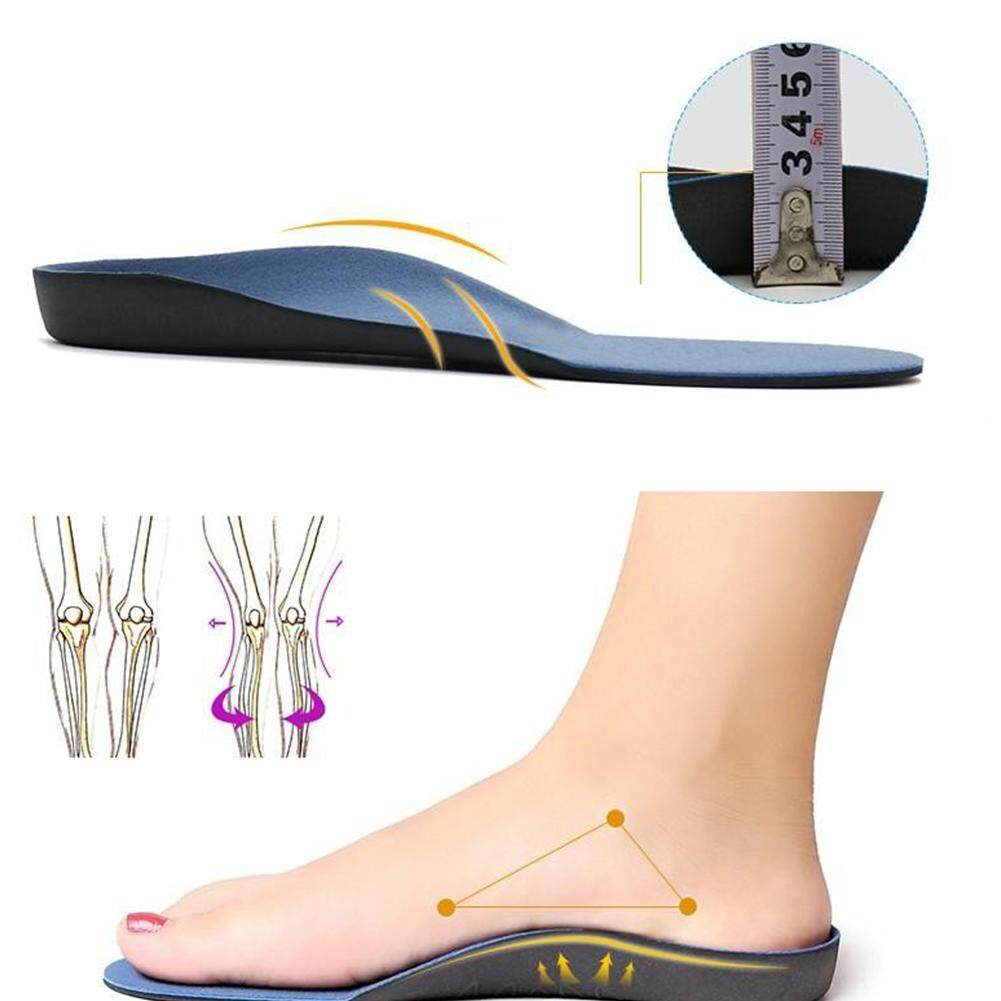 Makiyo แบนเท้าแผ่นรองพื้นรองเท้าแก้ไข, สุขภาพแผ่นรองเท้า, รองเท้าแผ่นรองเท้าแผ่นดูแลเท้าใส่ (m) - Intl By Makiyo.