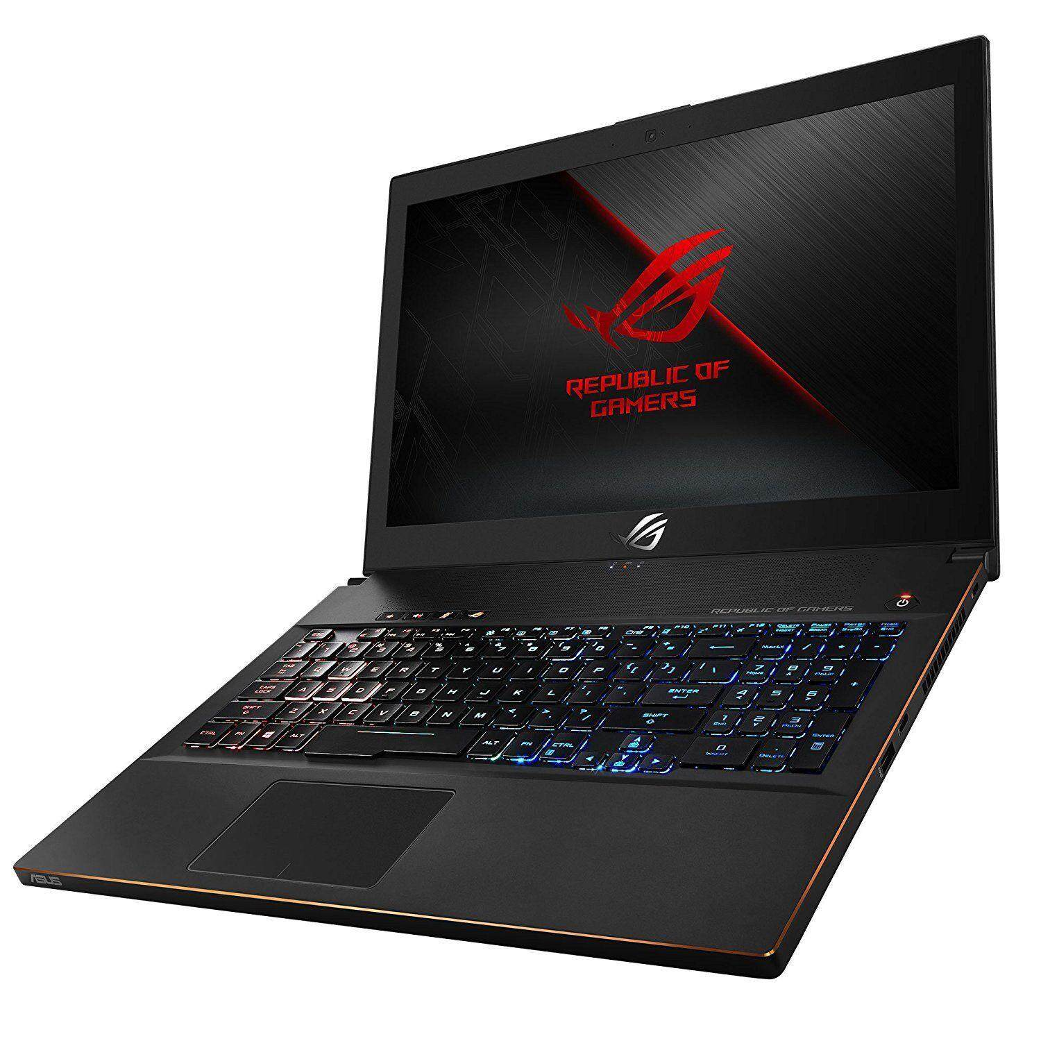 [BLACK OPS] Asus ROG Zephyrus M GM501G-SEI006T 15.6 Gaming Laptop (i7-8750H, 16GB, 256GB SSD + 1TB HDD, NV GTX1070 8GB, W10H) Malaysia
