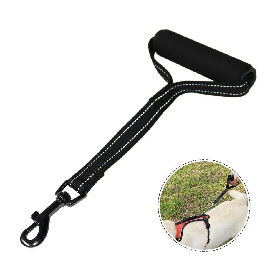 Double Handle Dog Leash Reflective Large Pet Walking Safety Rope Multifunctional Nylon Long Short Handle Training Dog Leashes 2019 Latest Style Online Sale 50% Home & Garden