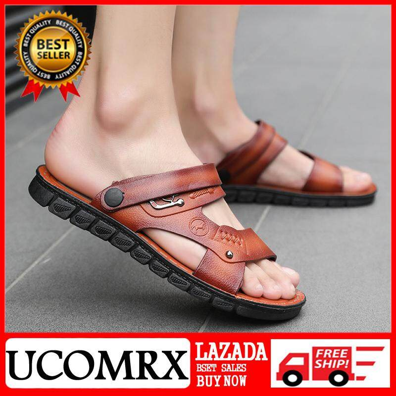 Ucomrx Sandals Mens Shoes 2019 Gladiator Mens Sandals Roman Mens Shoes Summer Slippers Flat Sandals By Ucon Official Shop.