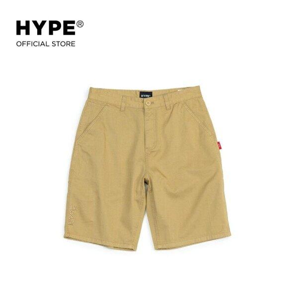 HYPE Signature Square Label Painter Short Pants