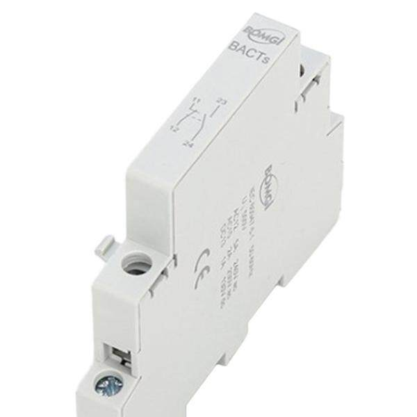Blesiya Small Household Contactor Accessories, Side Auxiliary Contactor