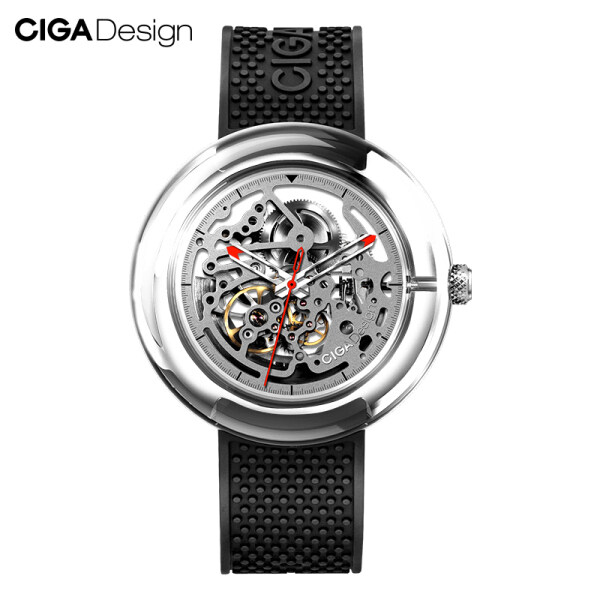 CIGA Design T Series Automatic Mechanical Skeleton Wristwatch Malaysia