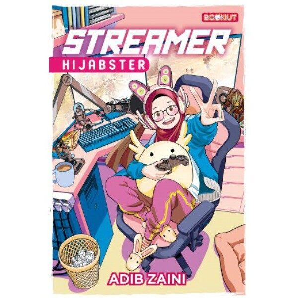 Bookiut: Streamer Hijabster L163 Malaysia