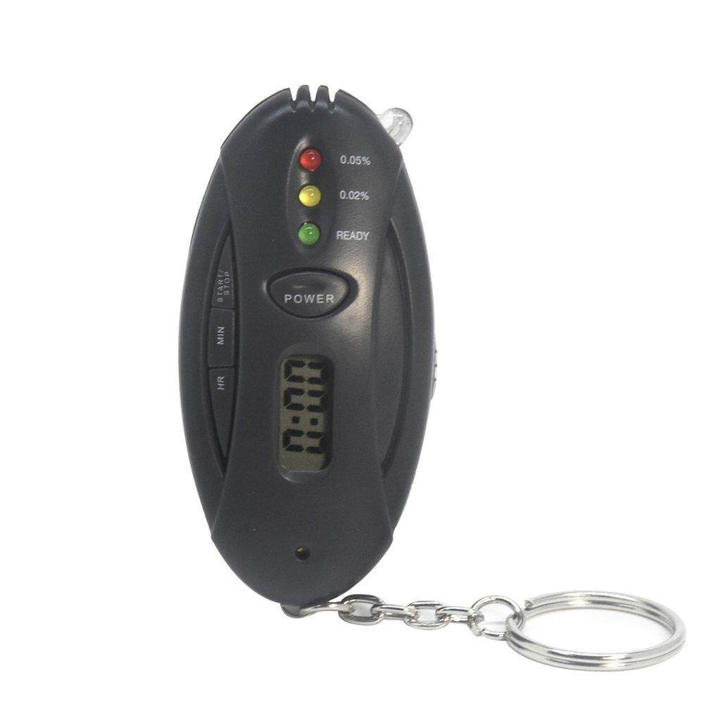 Hot Penjualan Pft-62 Mini Portable Air Blow Gantungan Kunci Alkohol/minuman Detector By Befubulus.