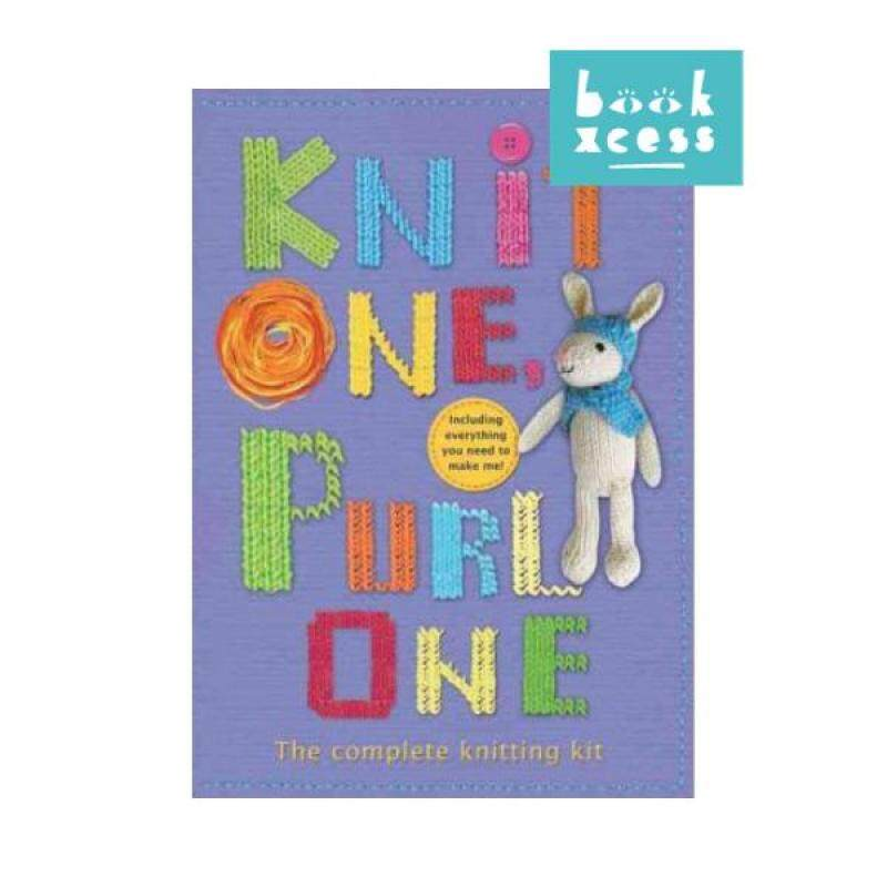 Knit One, Purl One: The Complete Knitting Kit Malaysia