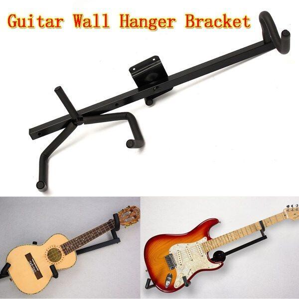 Giá Treo Tường Ghi Ta Điện Bằng Sắt + EVA 60Cm Giá Đỡ Ghi Ta Acoustic Ngang Bass Đứng Ukulele Giá Móc Cây Guitar Các Bộ Phận
