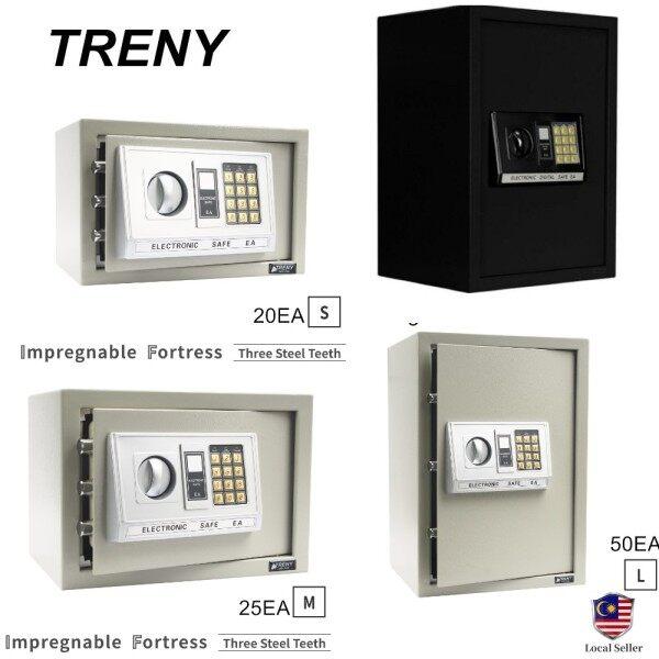 TRENY Standard Electronic SAFE BOX / SAFETY BOX-20EA/25EA/50EA/50EAB