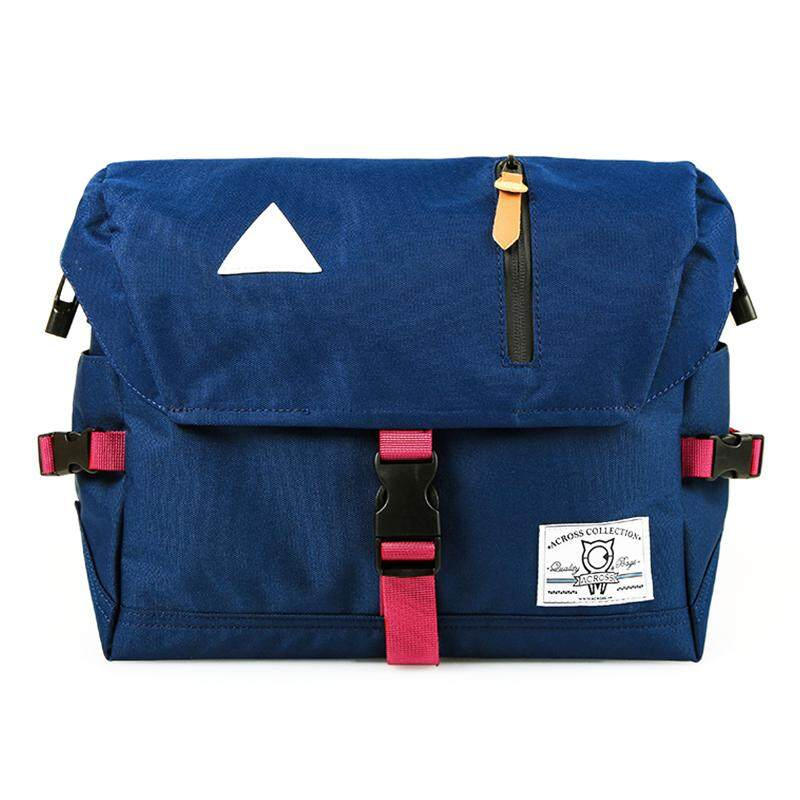 Across Shoulder Bag Male Womens INS Street Fashion Shoulder Bag Sports Casual College Student Messenger Bag Fixed Gear