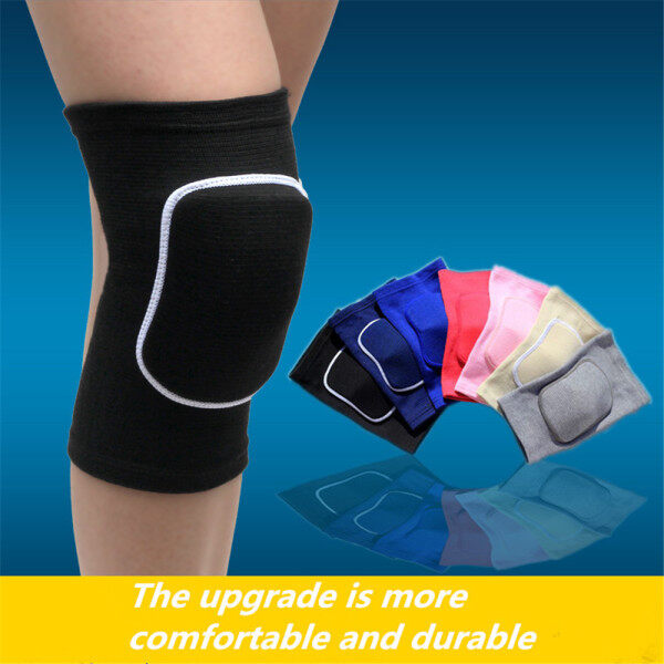 Leg Warmers Crossfit Basketball Football Soccer Cycling Knee Support Dancing kneeling pad Sports Kneepad Yoga Volleyball Tennis knee