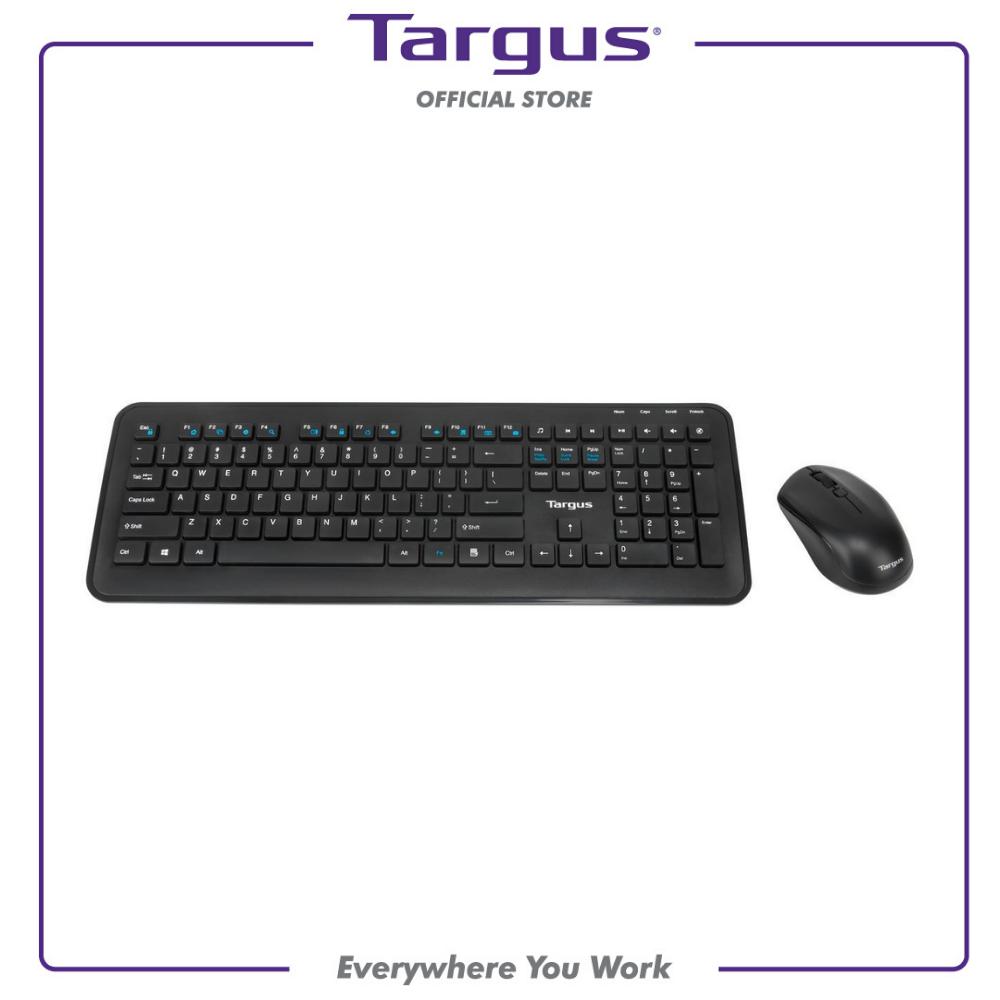 Targus KM610 Wireless Mouse and Keyboard Combo / AKM610 Malaysia