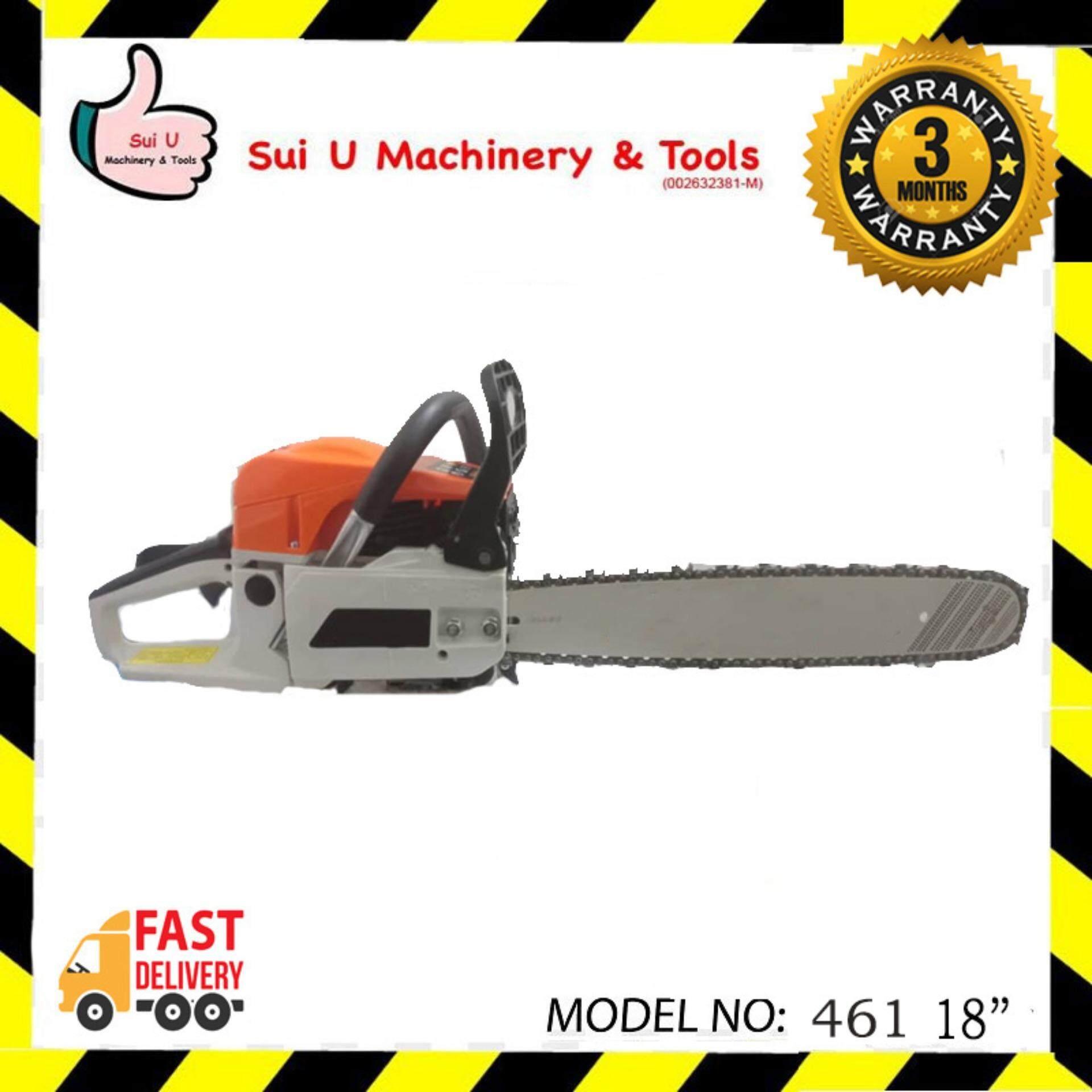 461 Petrol Chain Saw 18 By Sui U Machinery & Tools.