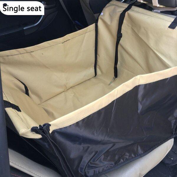 Pet Chó Mèo Mat Chăn Phía Sau Xe Võng Dog Carrier Car Seat Bìa Pet Mang Công Cụ Cho Ngoài Trời