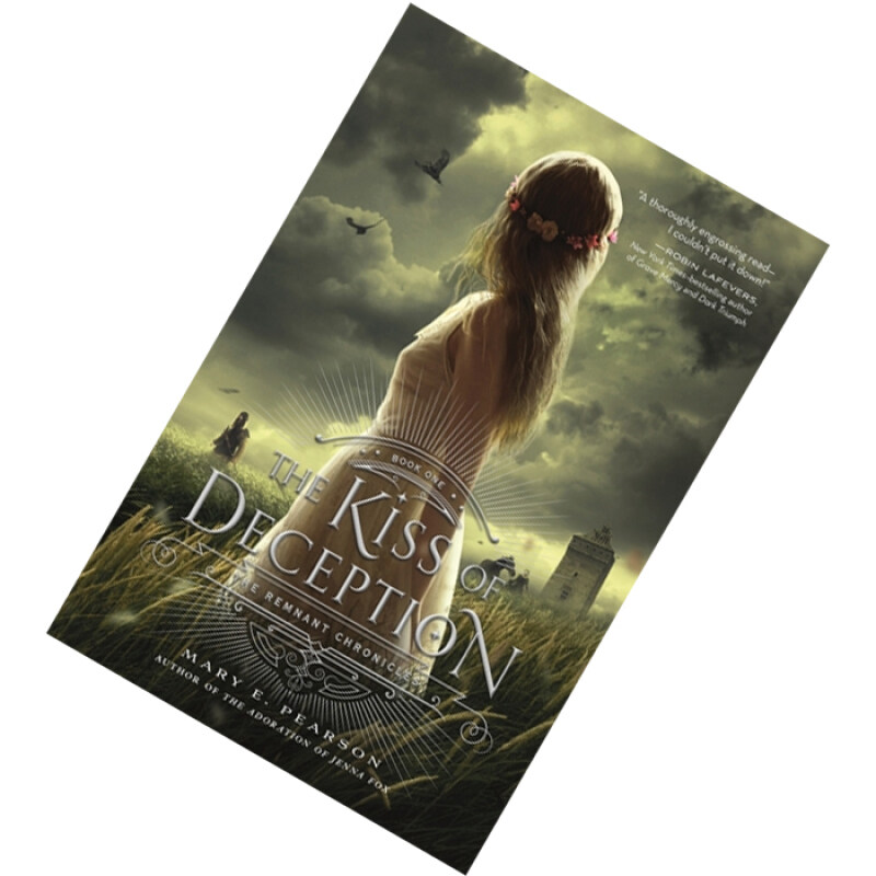 The Kiss of Deception (The Remnant Chronicles #1) by Mary E. Pearson Malaysia