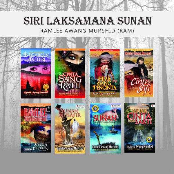 [RAM] Siri Laksamana Sunan [Ramlee Awang Murshid] [Novel Melayu] Malaysia