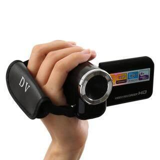 Máy quay phim cầm tay độ cận 4X màn hình LCD sắc nét kích thước 2 inch ống kính 16MP có thể dùng để chụp ảnh quay video DV - INTL thumbnail