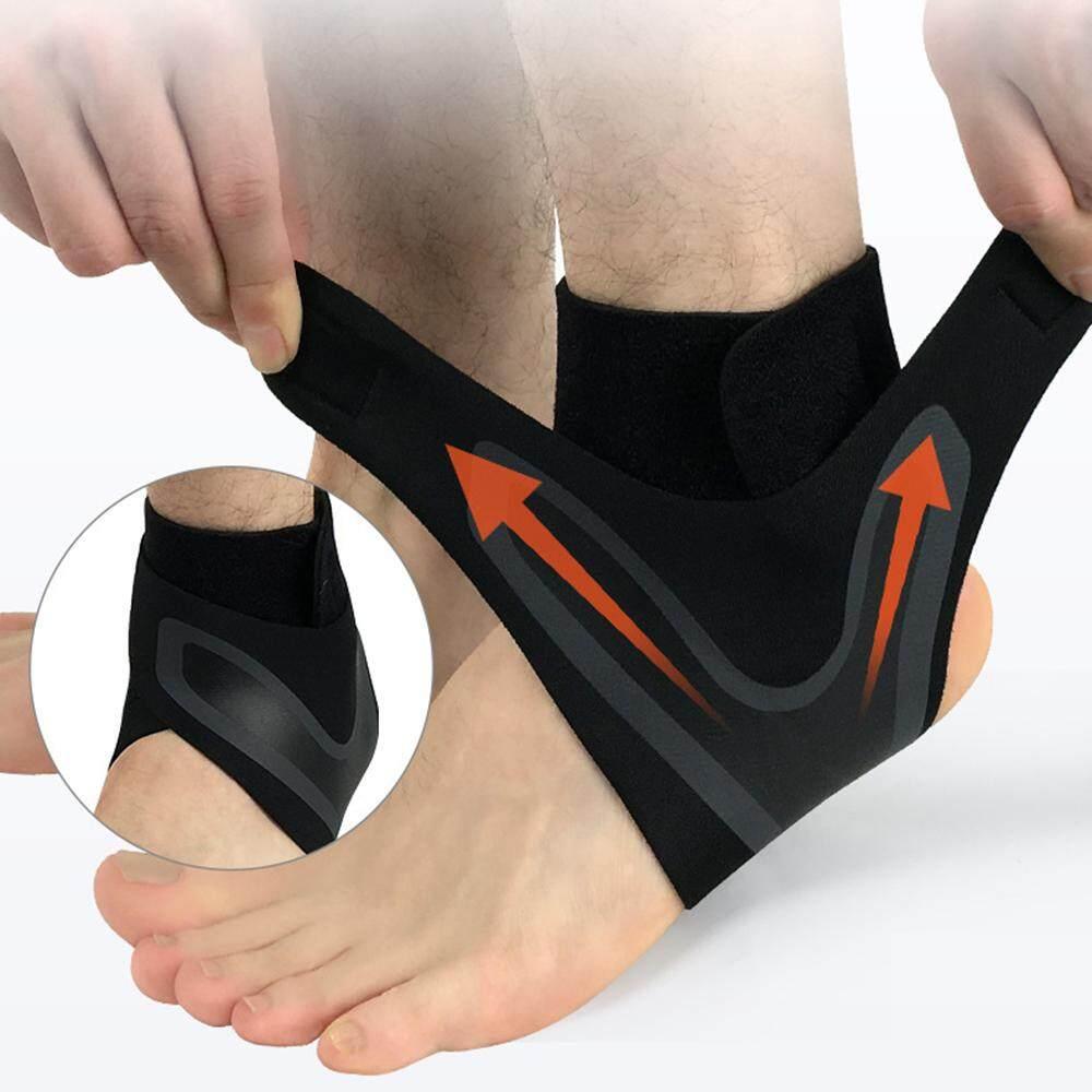 Tiếng LAZ Tập Gym 1 chiếc đa Kích thước băng cổ chân thể thao bảo vệ chân tay áp Băng đô bóng rổ bóng đá leo gear bảo vệ cổ chân