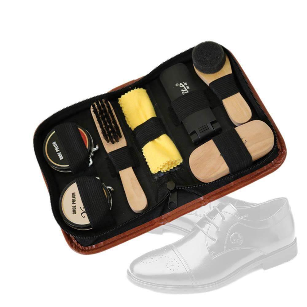 GoodGreat Horsehair Brush, 2 Durable Applicator Sponges, 2 Full-Size