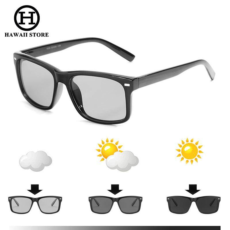 ab610e93a China. HAWAII Photochromic Sunglasses Men Polarized Sun Glasses Women  Chameleon Sun glasses Male Pilot Classic Driving Goggles