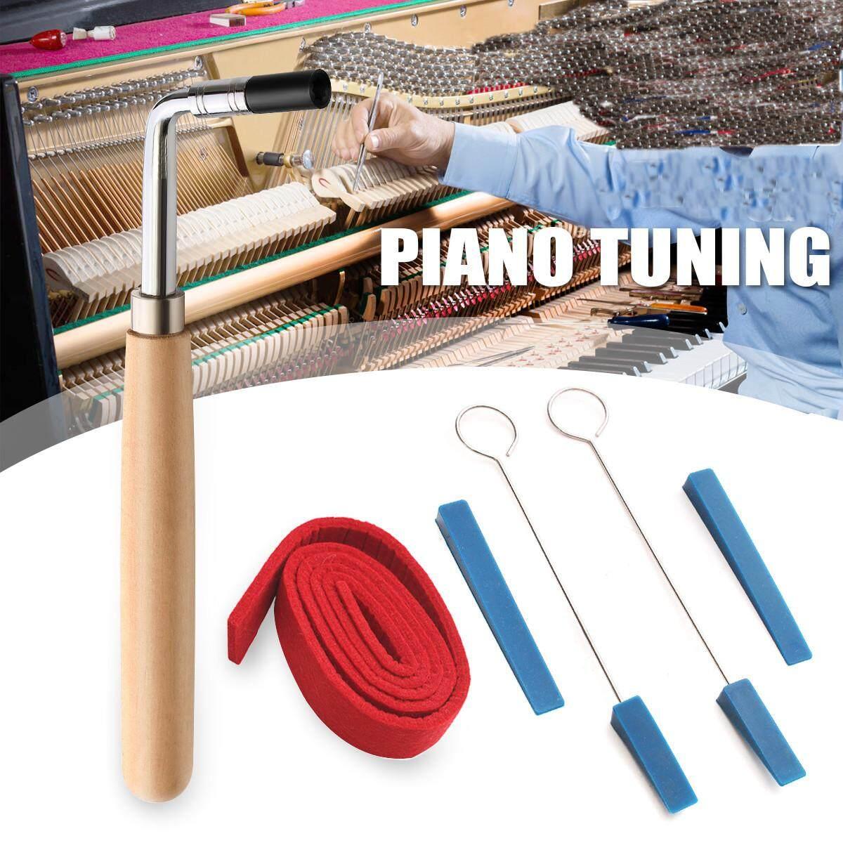6 cái Đàn Piano chuyên nghiệp Điều Chỉnh dụng cụ bảo trì Bộ Dụng Cụ Cardin Dán Tuốc Nơ Vít